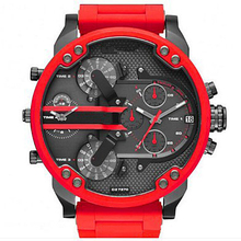 2019 Large Dial Men's Watch Fashion Luxury Atmosphere Casual