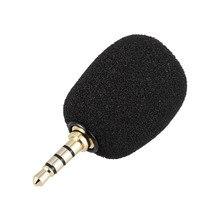 Andoer EY 620A Smartphone przenośny mikrofon Mini wielokierunkowy mikrofon mikrofon rejestrator dla iPhone Xiaomi Samsung Huawei HTC