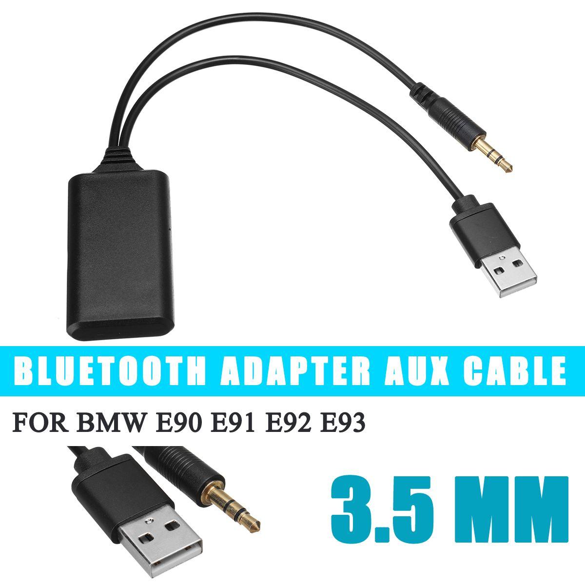 For BMW E90 E91 E92 E93 12V bluetooth Module Adapter Wireless Radio Stereo AUX IN Aux