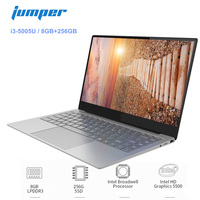 Jumper EZBook X4 Pro Laptops Notebook 14.0 Inch Windows 10 Intel Core I3 5005U Dual Core 8GB RAM 256GB SSD PC