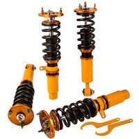 Coilover Suspension for BMW E60 520i 523i 525i 525xi 528i 528xi 530d 530xi 535i 535xi 540i 545i 550i 2004 2010 Shock Absorber