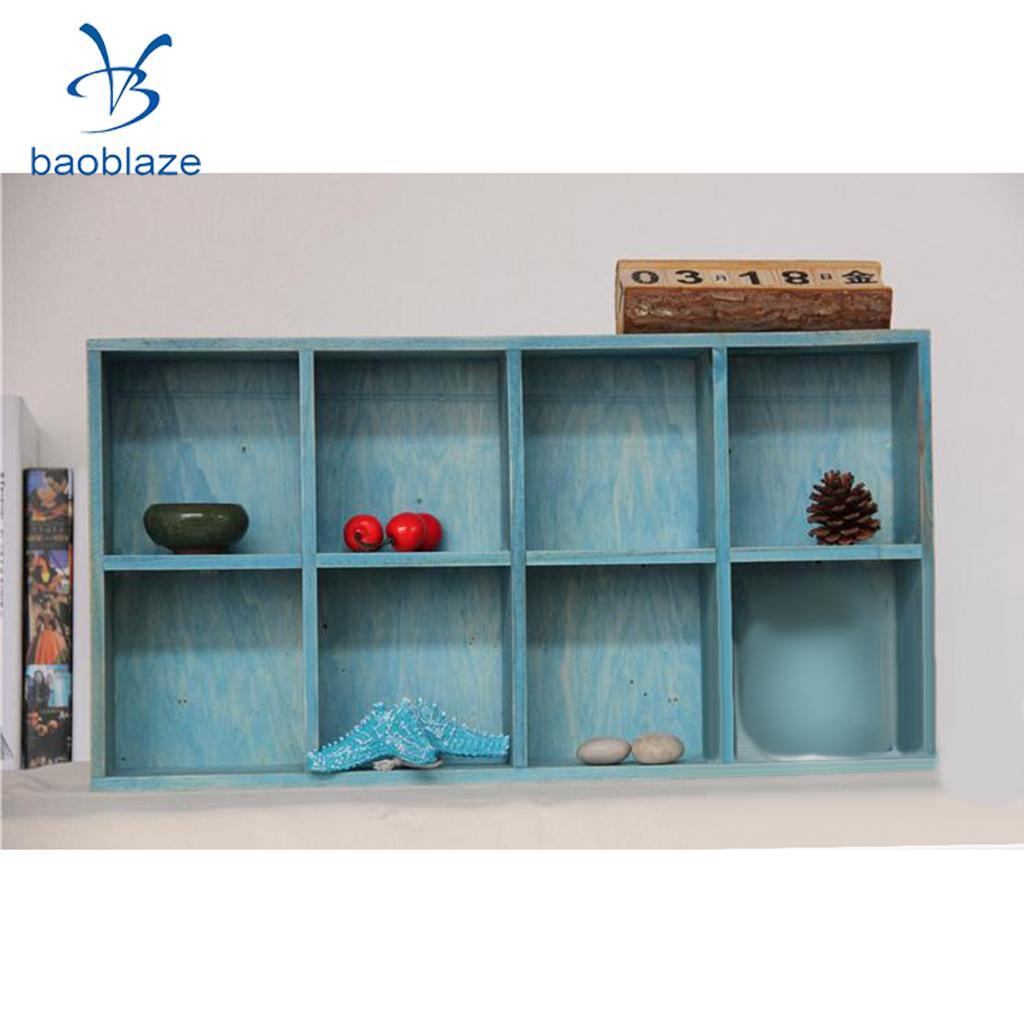 Home Decor Floating Shelves Wall Mounted Display Ledge Shelf