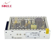 Originele Net-75b Small Volume Triple Output Switching Power Supply AC To DC For LED Strip CNC 3D Print SMPS
