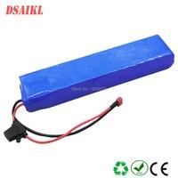 Substitua o lítio 36v 10ah personalizado para 36 volts e twow escooter bateria com carregador Bateria de bicicleta elétrica     -