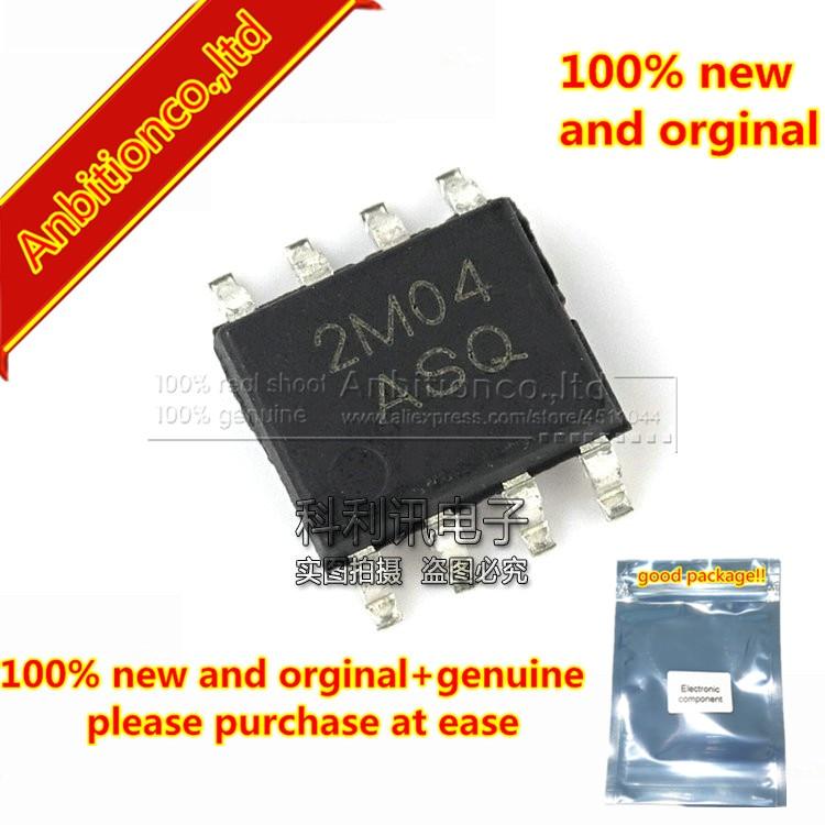 50pcs 100% New And Orginal RCRH006SQ Silk-screen 2M04 ASQ SOP8 In Stock