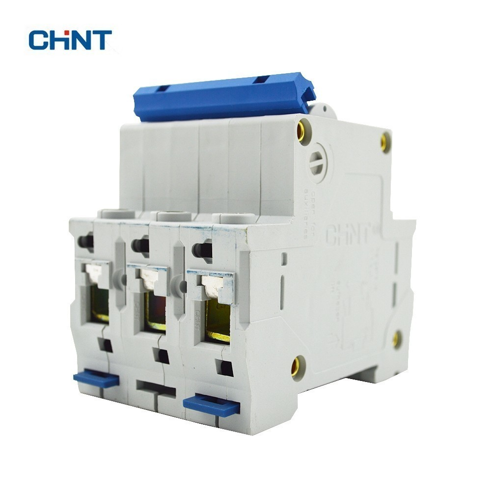 CHINT Mini Circuit Breaker DZ47 60 3 Poles C Type C1 Household Air Switch Leakage Protector in Circuit Breakers from Home Improvement