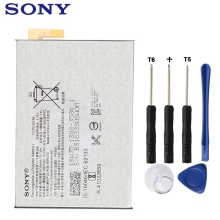 Sony Original Replacement Phone Battery For SONY Xperia XA2 Ultra H4233 LIP1653ERPC Authenic Rechargeable 3580mAh