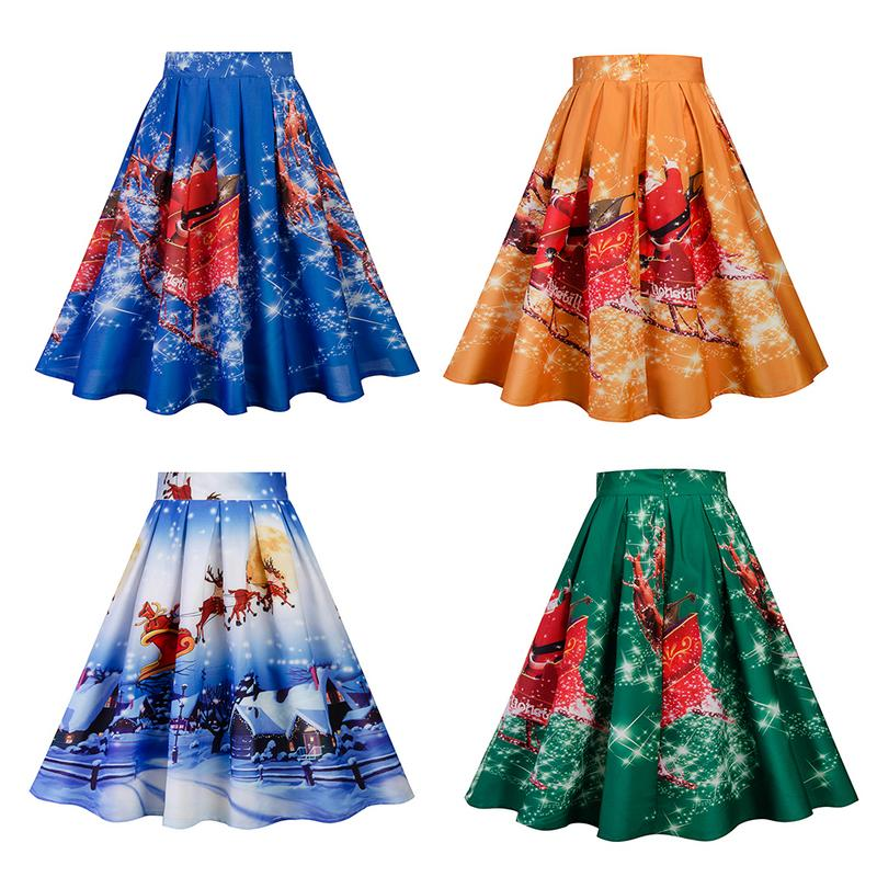 coreano Online moda de falda jupe faldas Comprar mujer saia Señoras en  falda invierno boho 2018 ... 51af9e5bd15