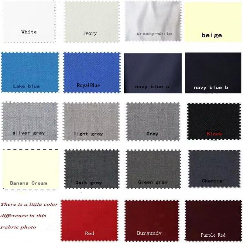 Red Wedding Suits for Men Groom Wedding Tuxedo 2Piece Coat Black Pants Slim Fit Terno Masculino Costume Homme Prom Man Blazer - 3