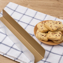 biscuit cake bread form the u shape aluminum alloy non stick a baguette toast mold gold cranberry cookies baking tool