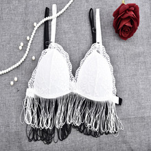 New Korean lace girl wrapped chest sexy small strap ladies underwear anti-glare tube top summer