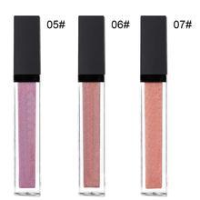 Glitter Eyeshdow Longlasting Eye Shadow Liquid Lipstick Eye Makeup Cosmetic lipstick