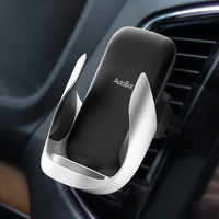 XIAOMI Auto Bot 10W Car Intelligent Wireless Fast Charger Air Vent Phone Holder Bracket for iPhone X For 4.0 to 5.8 inches phone