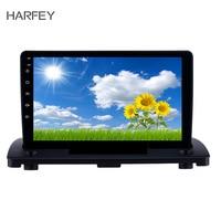 Harfey Android 8,1 для Volvo XC90 2004 2014 9 HD сенсорный радио gps Bluetooth навигация MP4 MP5 плеер WI FI SWC поддержка DVR OBD2