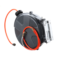 1/4 inch 10m Air Hose Reel Automatic Plumbing Hoses Professional for garden