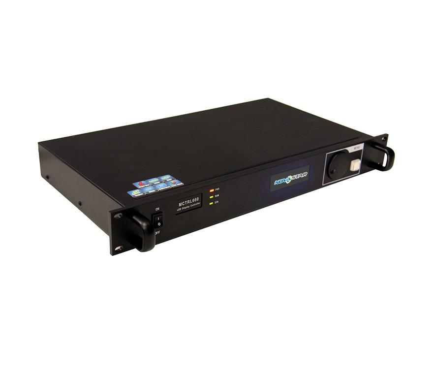 2.3 Million Pixels Capacity USB Interface Control Method Do Not Support Light Sensor Interface MCTRL660 LED Display Sending Box