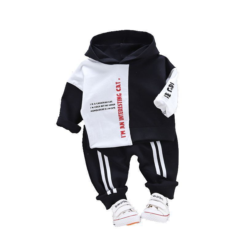 Mother & Kids Clothing Sets 2019 New Spring Infant Clothing Baby Boys Girl Clothes Suit Kid Sports Hooded Sweater Pants 2pcs/sets Children Toddler Tracksuit Sophisticated Technologies