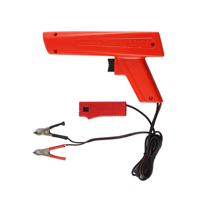 Xenon Timing Light Lamp 12V Ignition Strobe Pistol Grip ZC-100 Xenon Bulb Checking Ignition Timing On Automotive