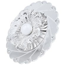 Modern Crystal LED Saving Bright Ceiling Light Lamp Fixture Chandelier