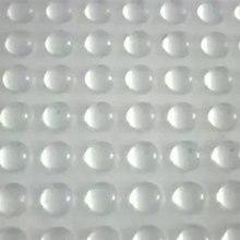 50 шт. самоклеющиеся резиновые накладки для ног силиконовые прозрачные двери шкафа закрываются буфера бампер стоп подушка для ящика шкафа