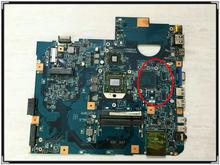 48.4CH01.021 для Acer 5536 5536G Тетрадь материнской JV50-PU Материнская плата ноутбука MBP4201003 материнская плата 100% тестирование