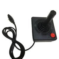 Upgraded 1.5M Gaming Joystick Controller For Atari 2600 3
