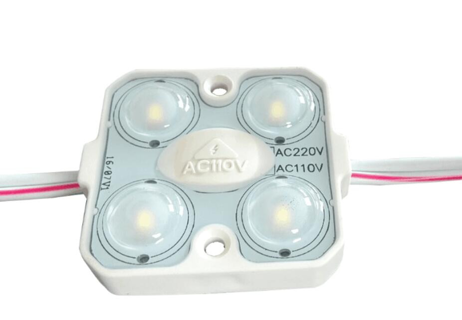 Us 335 8 110vac Led Modules High Voltage 220v Signage For Lighting Letters No Need Supply Light Up Directly In