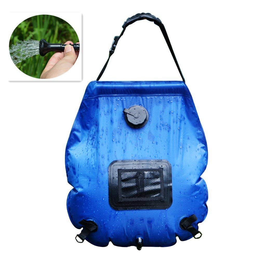 Water Bags Solar Shower Camping Shower Shower Bag With Shower Head Portable Camping Shower Pool Hot Water Shower Outdoor Shower Pool Show