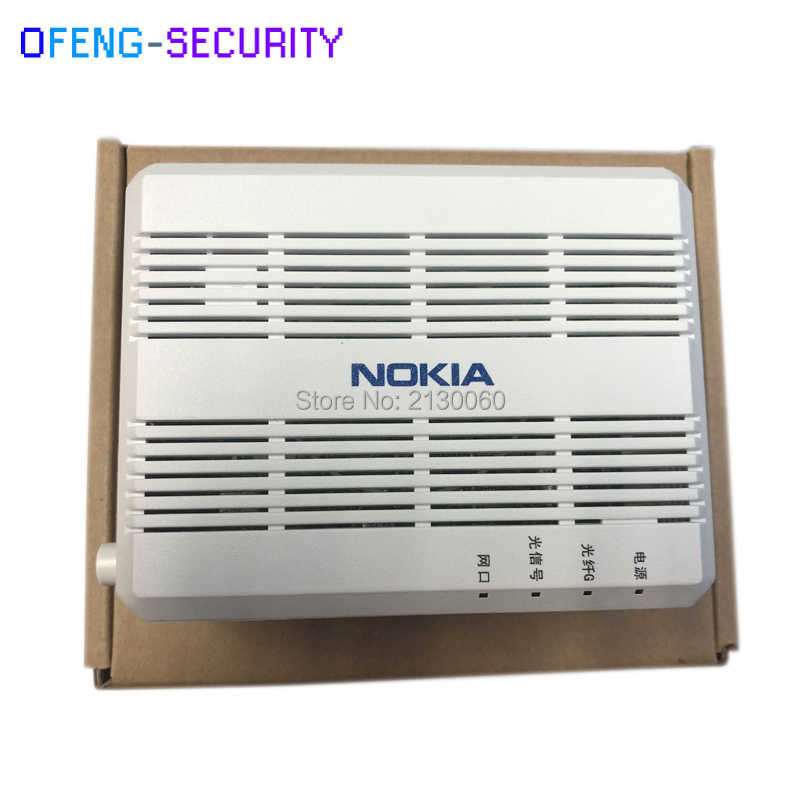 Detail Feedback Questions about FTTH Alcatel Lucent Bell 010 G GPON
