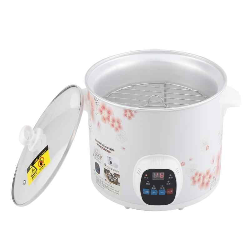 Горячая 220 V 6L интеллектуальная ферментационная машина Чеснок черный здоровье еда домашняя кухня производителя кухонный робот кухонная утварь 60 Вт Мощность