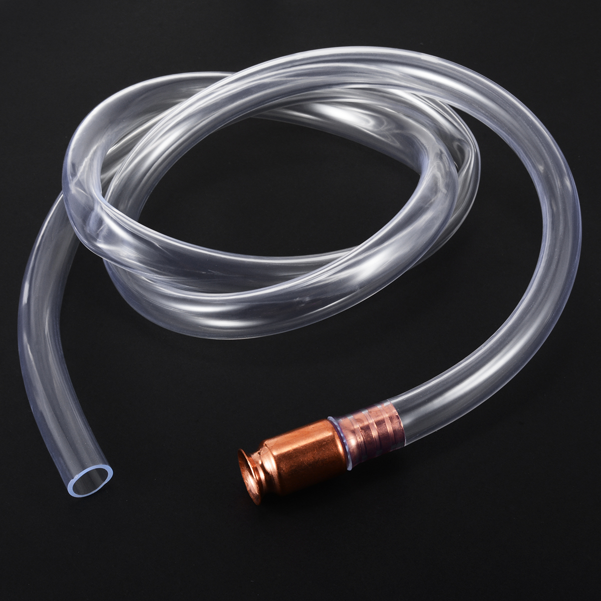 Mayitr Gas Siphon Pump Gasoline Fuel Water Shaker Siphon Safety Self Priming Hose Pipe Plumbing Hoses 1520mm*18mm TransparentMayitr Gas Siphon Pump Gasoline Fuel Water Shaker Siphon Safety Self Priming Hose Pipe Plumbing Hoses 1520mm*18mm Transparent