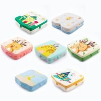 Chair Heightening Cushion Kids Cushion Carton Portable Thickening Adjustable Highchair Memory Cotton Booster Cushion For Baby