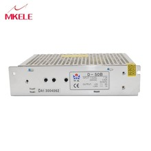 ac to dc power supply 50w D-50C 12V/2A 24V/1A dual output type 85-132VAC/170-264VAC input