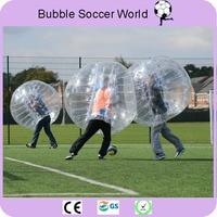 Надувной бампер мяч 1,5 м 5 футов Диаметр шар мяч для футбола надувные бампер пузырьки шарики для взрослых Футбол 2 шт./партия