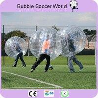 Inflatable Bumper Ball 1.5M 5ft Diameter Bubble Soccer Ball Inflatable Bumper Bubble Balls for Adults Football 2pcs/lot
