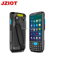 V80 LTE 4G Rugged honeywell android 2d barcode scanner terminal handheld data collection devices pda NFC qr code reader(China)