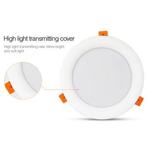 Image 4 - 18 واط RGB + CCT LED النازل عكس الضوء التيار المتناوب 220 فولت الذكية داخلي ضوء غرفة المعيشة يمكن الهاتف المحمول APP/اليكسا صوت/2.4 جرام التحكم عن بعد