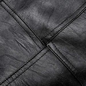 Image 4 - 2019 New Ladies Hand Bag Womens Genuine Leather Handbag Black Tote Bag Bolsas Femininas Female Shoulder Bag Leather Women