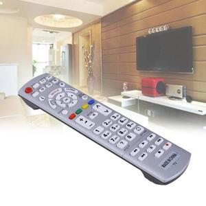 Image 2 - Replacement for Panasonic N2QAYB001010 N2QAYB001011 Remote Control Silver
