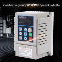0.75kw 220V Frequency Converter Variable Frequency Drive Converter VFD Speed Controller Converter