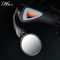 Flexible Bicycle Mirror Rear View Mirror For Bicycle Handlebar End Back Eye Safety Rear View Mirror Cycling Bike Accessories