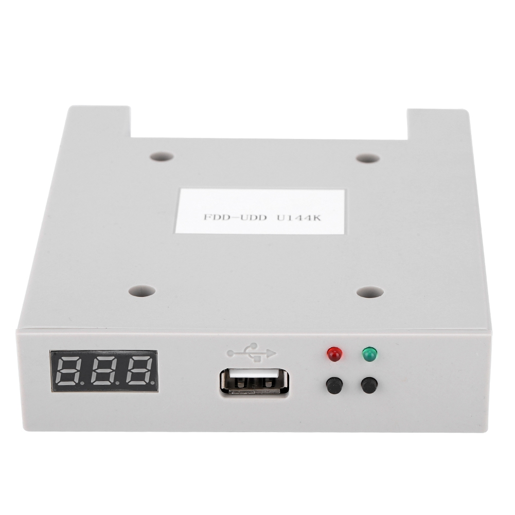 FDD-UDD U144K 1.44MB USB SSD Floppy Drive Emulator For Industrial Controllers
