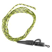 1Pcs/pack 45LB 91cm Lead Core Carp Fishing Line Group PE Wire Braided Hair Rigging Tackle Leader Freeshipping