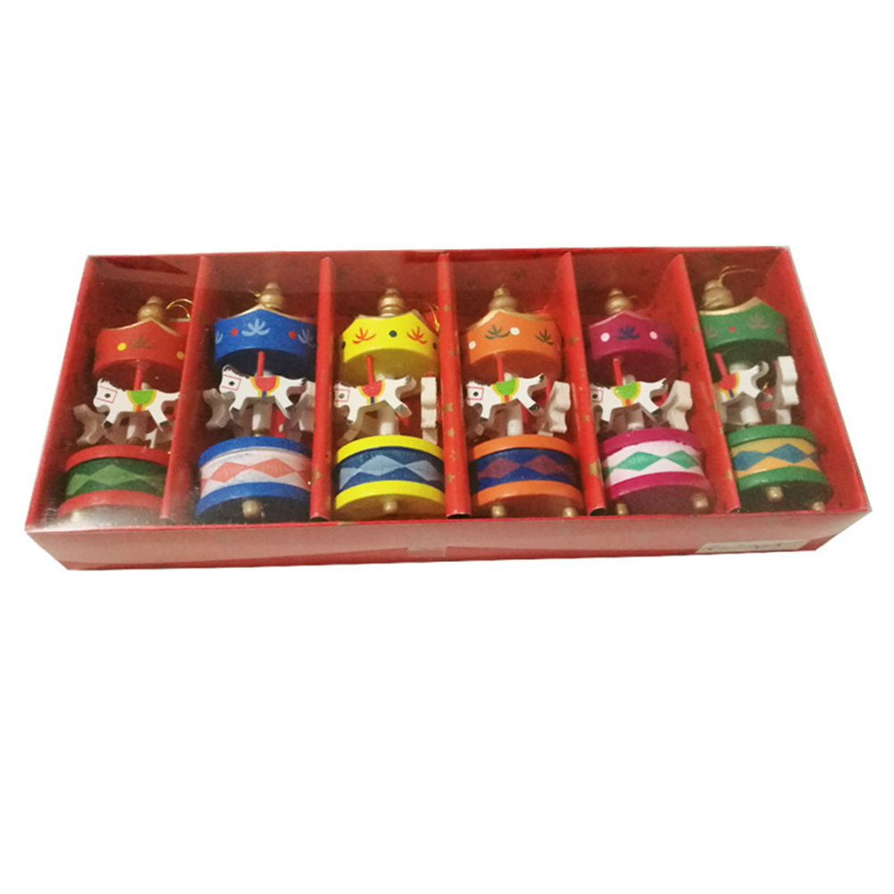 Hot Sale 6 pieces/pack Christmas Decorations On Tree ...