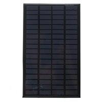 18V 2,5 W 135mA Универсальный эпоксидные панели солнечных батарей Мини солнечных батарей поликристаллический кремний DIY батарея заряд энергии мо...