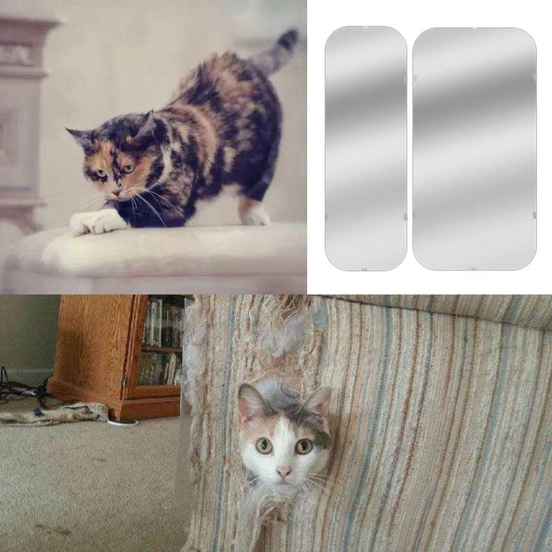 Furniture Protectors from Cats Cat Scratching Couch Guard Cat Anti-Scratching Protector Sofa Furniture Scratching Guard Couch Guard 2PCS Per Set