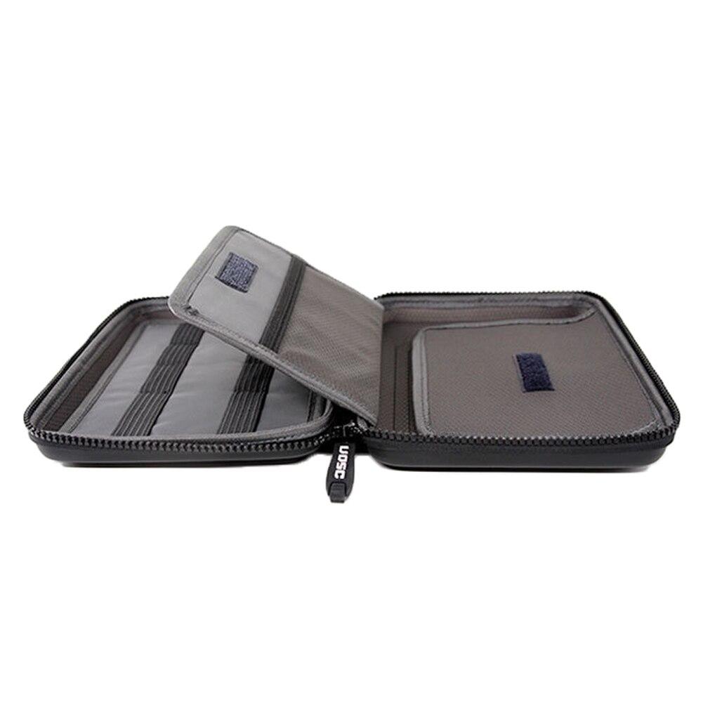 Mallette de rangement étanche à la poussière sac à bandoulière pour ordinateur portable housse pour MacBook Pro/Air 13 pouces sac de bureau d'affaires - 3