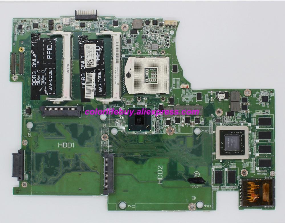 Genuine CN-0YW4W5 0YW4W5 YW4W5 DAGM7MB1AE1 Laptop Motherboard for Dell XPS L702X Notebook PCGenuine CN-0YW4W5 0YW4W5 YW4W5 DAGM7MB1AE1 Laptop Motherboard for Dell XPS L702X Notebook PC
