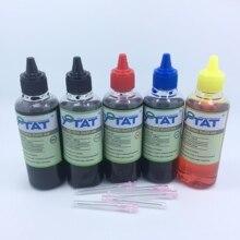 YOTAT 100 мл краска для заправки чернил совместим с Epson T2601 T2611-4 T2621 T2631-4 T2721 T2731-4 T2730 T273XL1 T2551 T2561-4 T2690-4