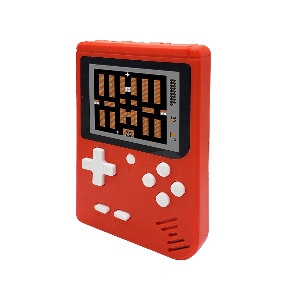 Portable Spielkonsolen Verantwortlich Mini Fc280 Kinder Handheld Spielkonsole Usb 400 Spiele Farbe Screen Hand-gehalten Spielkonsole Unterstützung Verlängern Griff Und Verdauung Hilft